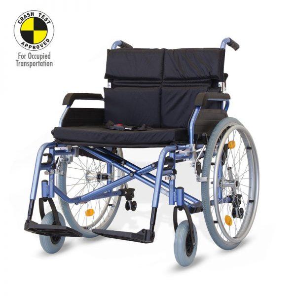 X5 Plus Self Propelled Wheelchair