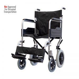 A1 Eco Attendant Wheelchair