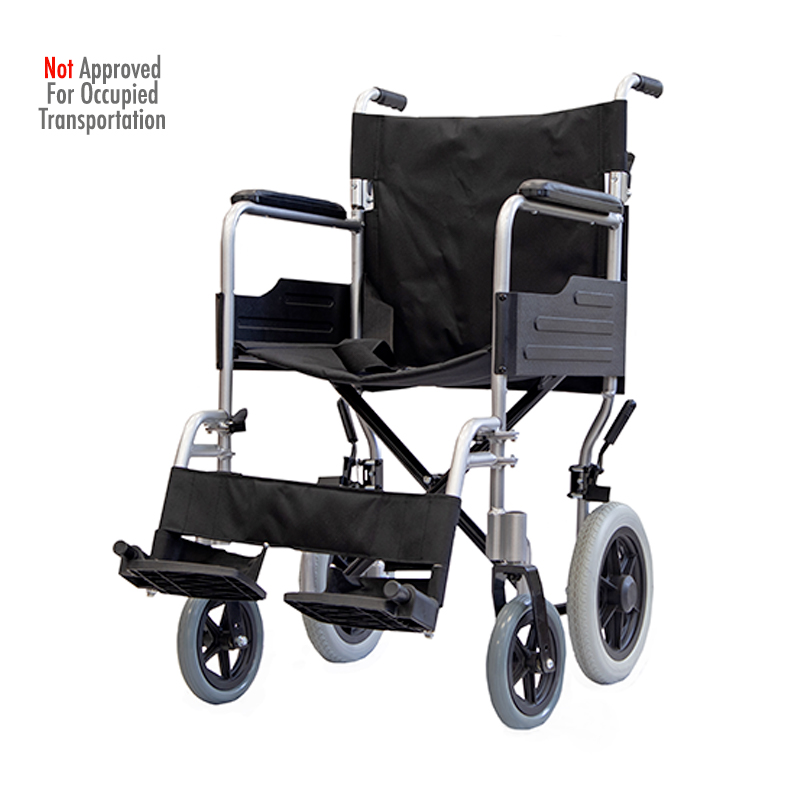 A1 Eco Attendant Wheelchair