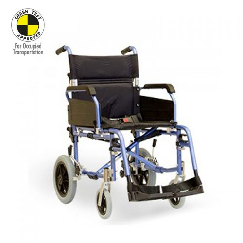 X3 Pro Attendant Propelled Wheelchair