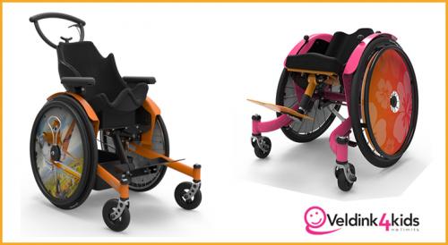 Childrens Wheelchair Veldink