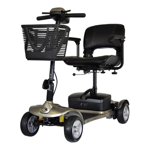 Kymco K Lite Comfort Mobility Scooter
